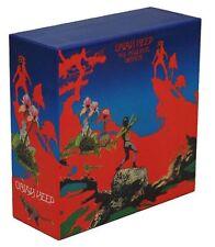 "Uriah HEEP ""the Magician's Birthday"" PROMO EMPTY BOX FOR JAPAN MINI LP CD"