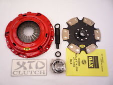 XTD STAGE 4 RIGID CERAMIC CLUTCH KIT 99-00 CIVIC Si B16A2 HYDRO (1700 series)