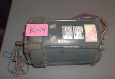 USED GENERAL ELECTRIC 5K43P65291EX MOTOR 1HP 1 HP 3 PHASE 1725 RPM (XX5)