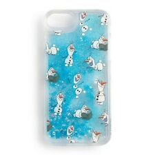 Primark Disney Frozen 2 Iphone 6 7 8 Phone Case Brand New Olaf And Glitter
