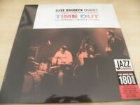 DAVE BRUBECK QUARTET Time Out The Stereo & Mono Version (US IMPORT, SEALED) LP