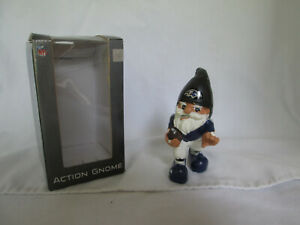 """Baltimore Ravens Action Gnome NFL Figure Forever Collectibles Football 4"""" New"""