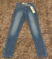 NWT Levi's 711 Skinny Jeans 25*30