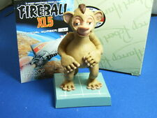 ROBERT HARROP ZOONIE THE LAZOON FIREBALL XL5 FXF03 LIMITED EDITION FIGURINE  MIB