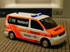 1/87 Rietze VW T5 Notarzt ASB KV Wiesbaden 51921