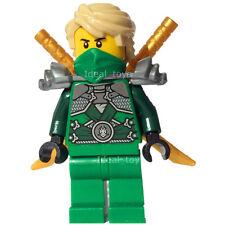 Genuine LEGO Ninjago Lloyd 02 70728 MINI FIGURE NUOVE ZX Spalla & GOLDEN ARMA