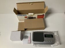 Philips DAB/FM Radio Model AE4800/05 Boxed With Instructions