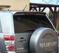SUZUKI GRAND VITARA 2 05-15 - DACHSPOILER HECKFLÜGEL (grundiert) - TUNING-GT