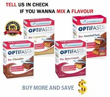 3 X OPTIFAST VLCD BAR CHOCOLATE 70G x 6 PACK TOTAL 18 PK X 70G