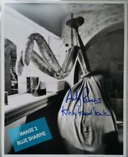 More details for star wars andy purvis kitik keed'kak signed 8x10 photo