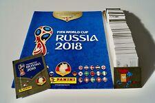 PANINI Russia 2018 World Cup 18 Swiss Oro Edition 10 Sticker scegliere//Pick