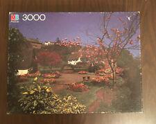 MAGNUM 3000 Piece puzzle by Milton Bradley, Co. 33 x 43 Inches (83.8 x 109.2 cm)