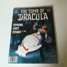 THE TOMB OF DRACULA  No.6 Special Last issue Marvel Monster Group.