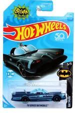 2018 Hot Wheels #307 Batman TV Series Batmobile
