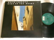 KEITH JARRETT Eyes Of The Heart Dewey Redman Charlie Haden Paul Motian ECM 2 LP