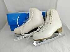 Risport Figure Skates RF4 Sterling ISE Blades 25.5 Ladies Girls Italy 2567 255 C