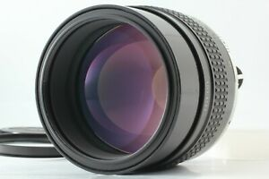 【N MINT】Nikon NIKKOR 105mm f/1.8 Ai-S Lens Film Camera by FedEx✈ From JAPAN A690
