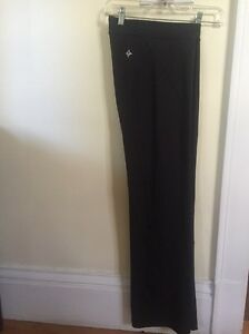 New Women's Specialized Warm-Up Pants Tights Size Medium Black