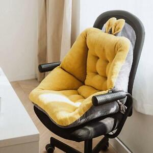 Armchair Seat Cushions For Office Dinning Chair Desk Seat Backrest Pillow Office