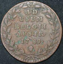 1789 | Austrian Netherlands 2 Liards | Copper | Coins | KM Coins
