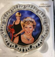 The Sparkle Of Diana Bradford Exchange Collector Plate ~ The People's Princess