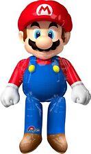 Amscan 3231701 36 X 60-inch Super Mario Air Walkers X-large Balloon