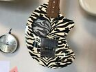 FERNANDES ZO-3AB Zebra pattern Astro boy Limited to 100 Electric guitar for sale