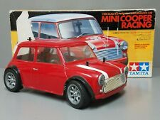 Use Tamiya 1/10 Mini Cooper Racing FF M-03 Rolling Chassis Upgrade Aluminum part