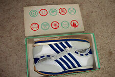Deadstock Vintage Montgomery Wards SKIPS Tennis Shoes Men 10 M MIB