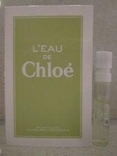 CHLOE ~ L`EAU DE CHLOE ~ Eau de Toilette Parfum Probe für SIE NEU/OVP