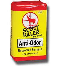 Wildlife Research Center 542 Scent Killer Bar Soap 5 Oz