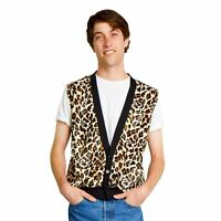 Adult Teen 80's Save Ferris Bueller's Day Off Halloween Cosplay Costume Vest
