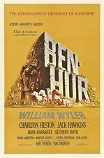 "35mm Feature Film Preview ""BEN HUR"""