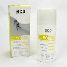 (17,90/100ml) Eco Cosmetics Sonnenlotion LSF 50 Granatapfel Goji Beere 100 ml