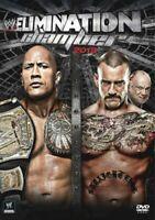 Elimination Chamber (No Escape) 2013 DVD