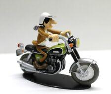 FIGURINE JOE BAR TEAM EMILE LAPINCE HONDA 500 FOUR NEW 1/18 RESINE BD MOTO BIKE