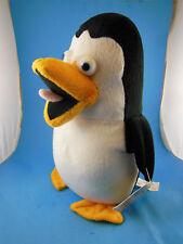 MWT Rare Madagascar Penguin Plush with Open Mouth Beak & Tongue