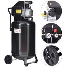 21 Gallon 125 PSI Vertical Air Compressor Cast Iron 2.5HP Motor Portable New
