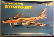 USED IN ORIGINAL BOX - 1/72nd SCALE -BOEING B-47E STRATOJET BY MINICRAFT