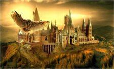 Vlies Fototapete Tapete Poster Harry Potter Hogwarts + KLEISTER T14