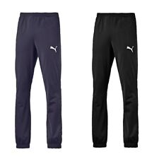Puma Herren Trainingshose Sporthose Jogginghose schwarz blau robust Männer