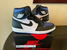 "DS Nike Air Jordan 1 Retro High OG ""Royal Toe"" Sz. 10.5 - 100% Authentic"