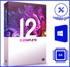 Native Instruments Komplete 12 Ultimate 🔥 Win/Mac 🔥 Lifetime Full Version