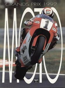 Grands prix 1992 Moto - Judith Tomaselli - Acla