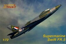 Xtrakit 1/72 Supermarine Swift FR.5 # 72012