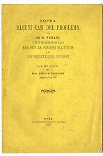 Casi Problema De St. Venant Integrabili Funzioni Ellittiche Elasto Statico 1893