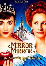 MIRROR MIRROR - THE LEGEND COMES ALIVE - JULIA ROBERTS - WIDESCREEN DVD - NEW !!