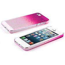 Housses et coques anti-chocs roses simples pour téléphone mobile et assistant personnel (PDA)