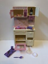 Barbie Sweet Roses Cooking Centre 1987 With Accesories