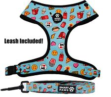 No Pull Dog Pet Harness Adjustable Control Vest Dogs Neoprene XS S M Large XL